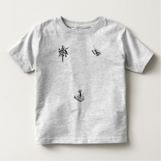 Satellites and Ground Stations Toddler T-shirt
