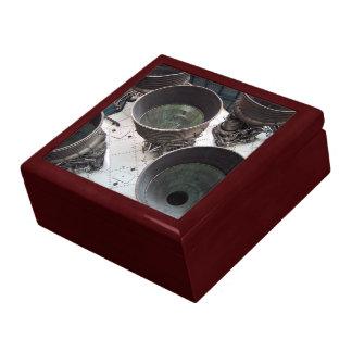 Satern V Rocket Nozzles Jewelry Box