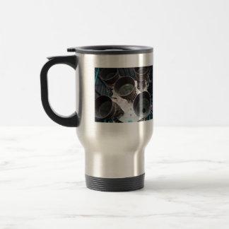 Satern V Rocket Nozzles Mugs