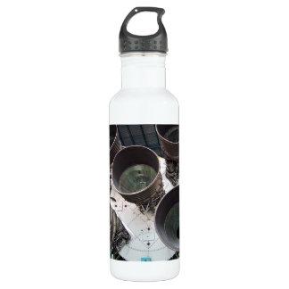 Satern V Rocket Nozzles 24oz Water Bottle
