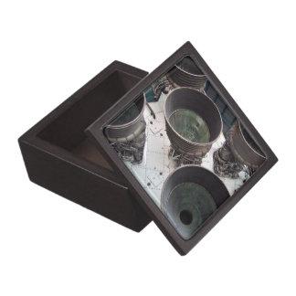 Satern V Rocket Nozzles Premium Trinket Box