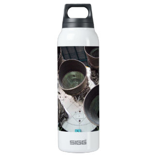 Satern V Rocket Nozzles 16 Oz Insulated SIGG Thermos Water Bottle