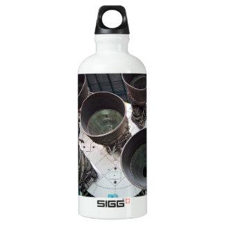 Satern V Rocket Nozzles SIGG Traveler 0.6L Water Bottle
