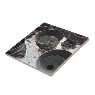 Satern V Rocket Nozzles Tiles