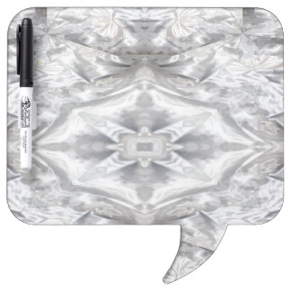 Satin and Lace Abstract. Dry-Erase Board