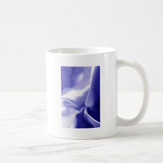 Satin background coffee mug