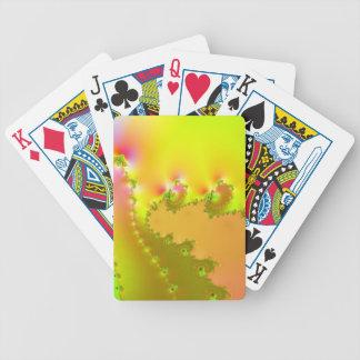 Satin Bicycle Playing Cards