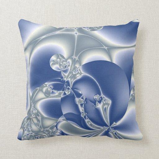 Blue Satin Throw Pillow : Beautiful Gold Satin Throw Pillows