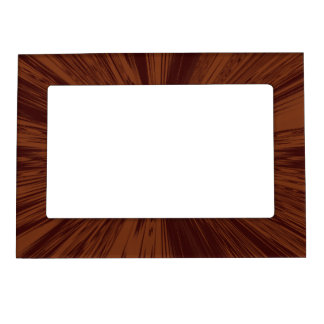 Satin- Chocolate Magnetic Photo Frame