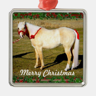 Satin Christmas Ornament