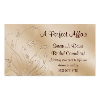Satin Elegance Business Card Template