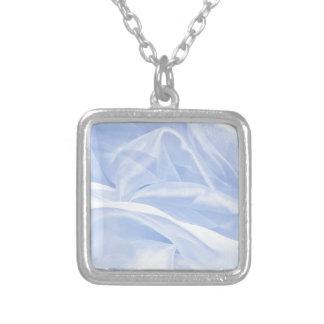 satin ice blue silk elegant chic textile pattern jewelry