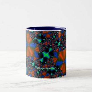 Satin Orb 2 Two-Tone Coffee Mug
