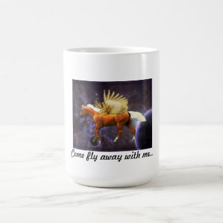 Satin Pegasus Mug