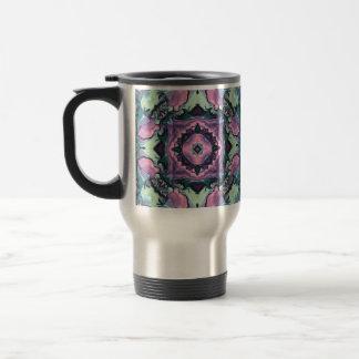 Satin Quilt Travel Mug