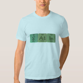 Satin-S-At-In-Sulfur-Astatine-Indium.png T-shirt
