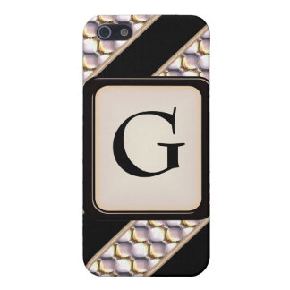 Satin Sequins Cases For iPhone 5