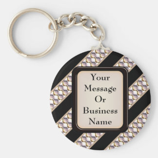 Satin Sequins Keychain