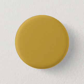 Satin Sheen Gold Basic Matching Color Pinback Button