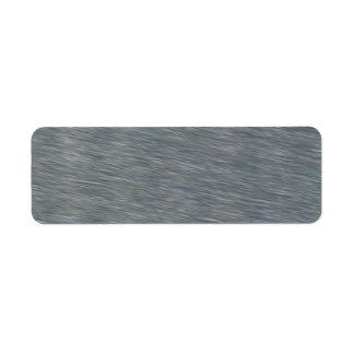 Satin Steel Background Texture Label