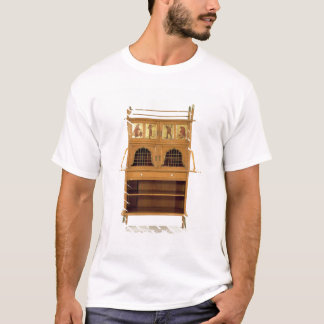 Satinwood Cabinet with Painted Panels, c.1877 (sat T-Shirt