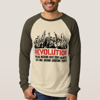 Sátira de la revolución remeras