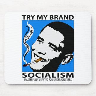 Sátira Mousepad de la política de Barack Obama