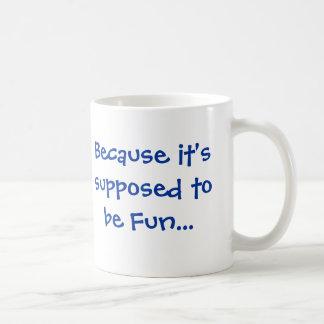 Satire Games Mug