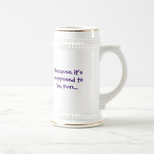 Satire Games Stein Coffee Mugs