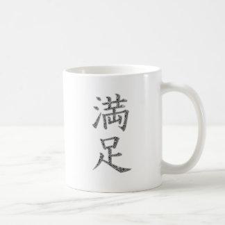 Satisfacción Taza De Café