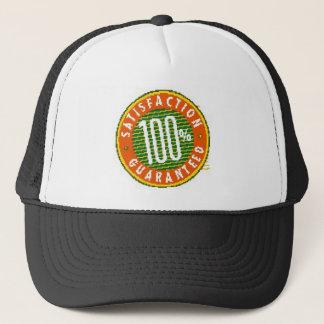 Satisfaction 100% Guaranteed Trucker Hat