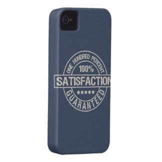 SATISFACTION GUARANTEED iPhone 4 case-mate