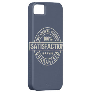 SATISFACTION GUARANTEED iPhone 5 case-mate iPhone SE/5/5s Case