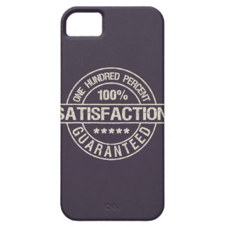 SATISFACTION GUARANTEED iPhone case-mate iPhone SE/5/5s Case