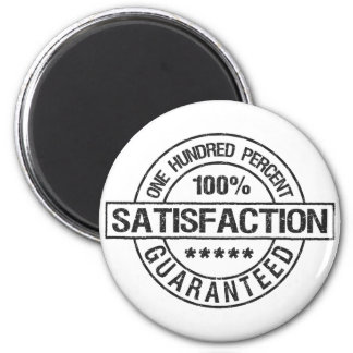 Satisfaction Guaranteed magnet