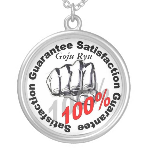 Satisfaction  Necklace