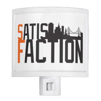 SatisFaction night light