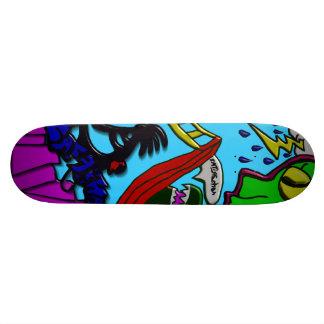 Satisfaction Skate Board