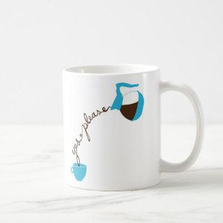 Satisfaga sí taza de café