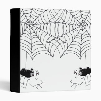 Satisfied Spider Binder