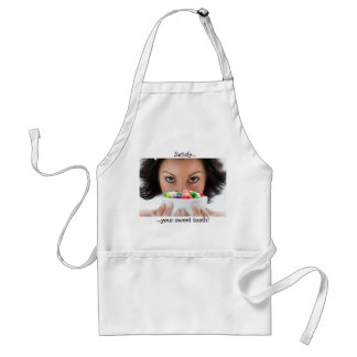 Satisfy your sweet tooth apron