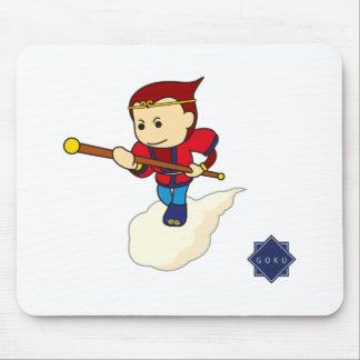 Sato sky - GOKU-Buddhist monk Mouse Pad