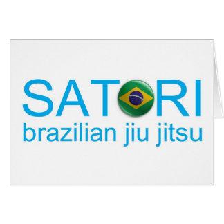 Satori BJJ Card
