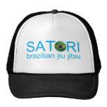 Satori BJJ Mesh Hats