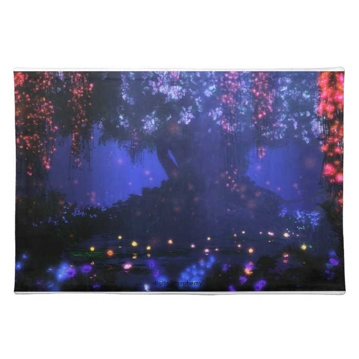 Satori Night Placemat
