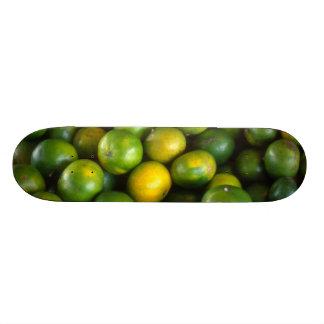 Satsumas/Limes/Citrus Skateboard Deck