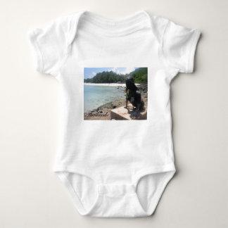 Sattahip, Thailand 3 Baby Bodysuit