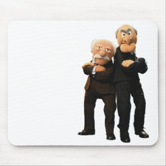 Sattler And Waldorf Arms Crossed Mousepad