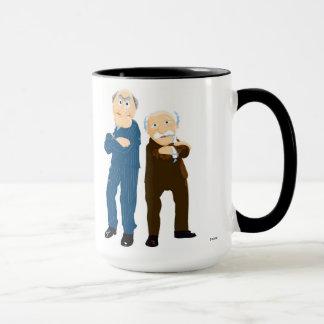Sattler And Waldorf Arms Crossed Mug
