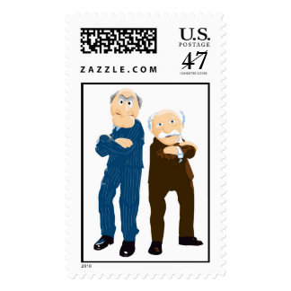 Sattler And Waldorf Arms Crossed Postage